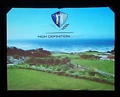 High Definition Golf Simulator Akwesasne @ Cornwall Island